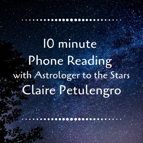 10 minute phone reading